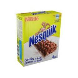 Barres Céréales Nesquick