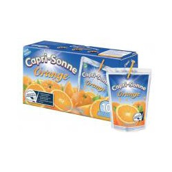 Capri Sun Orange 10 X 20cl