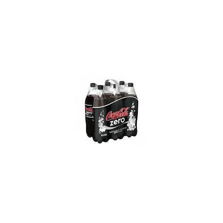 Coca Cola Zéro 6 X 1,5L