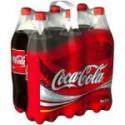 Coca Cola 6 X 1,5L