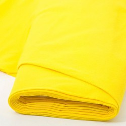 Feutrine rouleau jaune