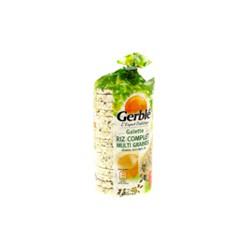 Galettes de riz Complet Gerblé x 15 108gr