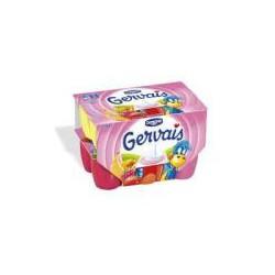 Petit Gervais fruits panaché 12 pièces x60g DANONE