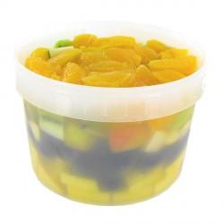 Salade 5 fruits  au sirop - 3L