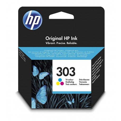 Cartouche HP 303 XL -Tri color