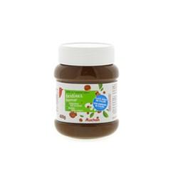 Pâte à tartiner Bio - Sans huile de palme
