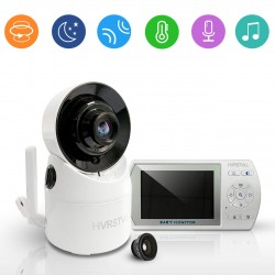 Babyphone video camera sans fil