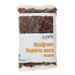 Raisins secs - 500gr