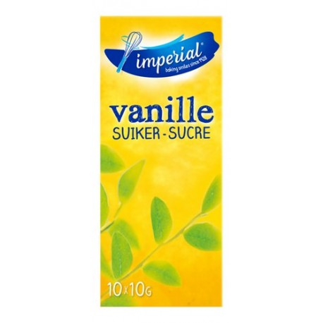 Sucre Vanillé - 10x10g