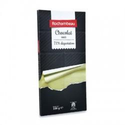 Chocolat noir 72% - 100gr