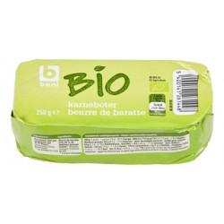 Beurre Bio baratte doux 250gr
