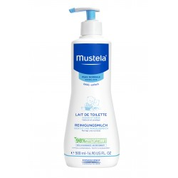 Lait Toilette 750ml MUSTELA