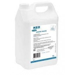 Savon mains Ecolabel Keo 5L
