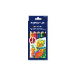 Crayon de couleur Noris Club® 144/145 STAEDTLER X12