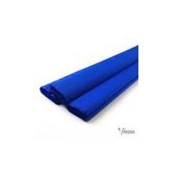 Papier crépon bleu foncé
