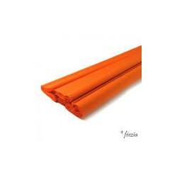 Papier crépon orange