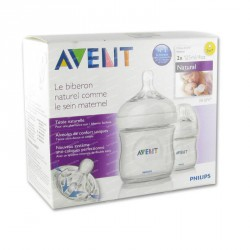 Biberon 125 ml  Natural AVENT