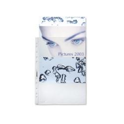 Pochettes plastique - boîte de 100