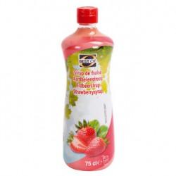 Sirop de fraise - 75cl